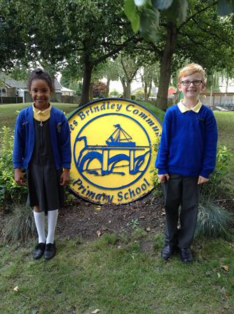 Year 4H School Council Representatives