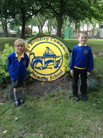 Year 2 School Council Representatives