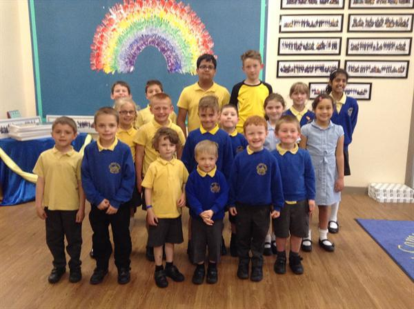 Award of Merit and Golden Award Winners 24.4.15