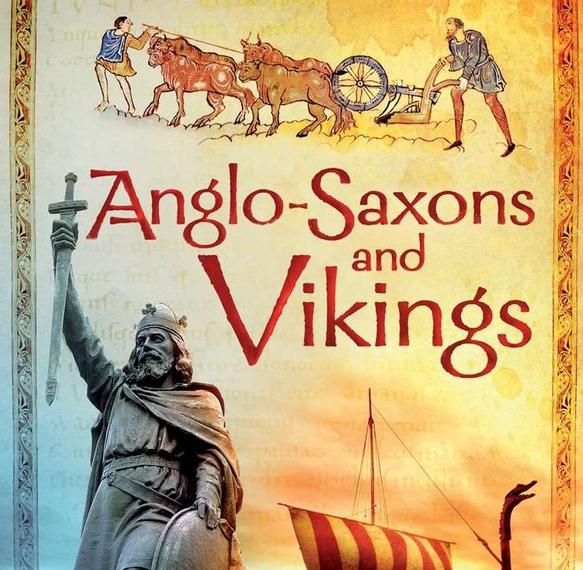 In Autumn Term we will be learning about Anglo-Saxon Britain and the Vikings.