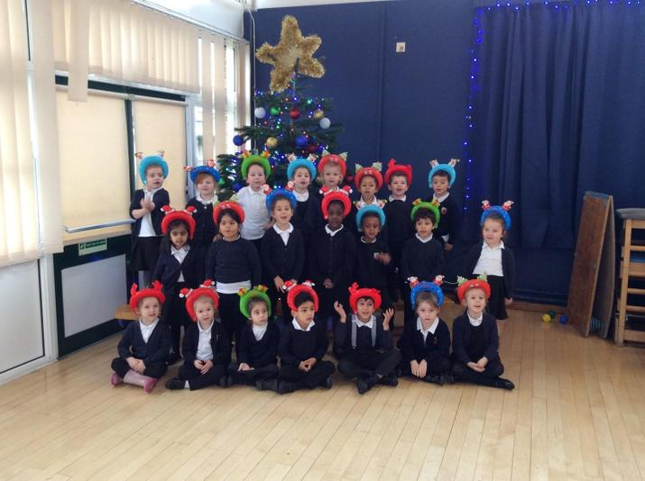 Everyone in Jade Class wishes you a Merry Christmas and a Happy New Year!
