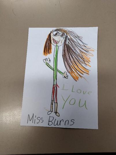 Class Teacher: Miss Burns