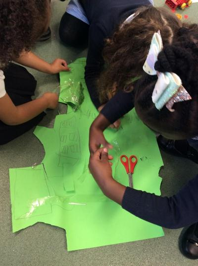 Creating a story map together