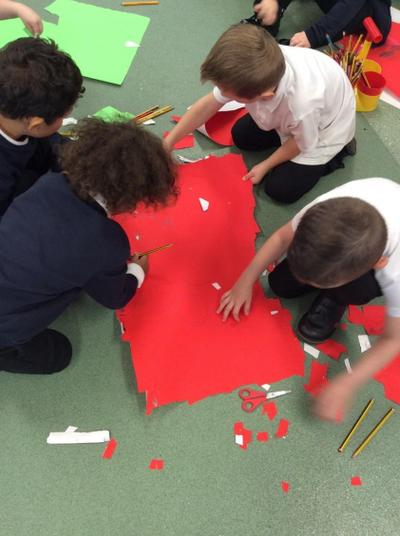 Making treasure maps for others to follow