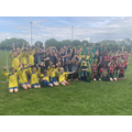 May 2019 Year 4 Tag Rugby Team