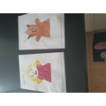 Here are some wonderful puppets from Goldilocks and The Three Bears