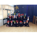 Merry Christmas from Jade Class