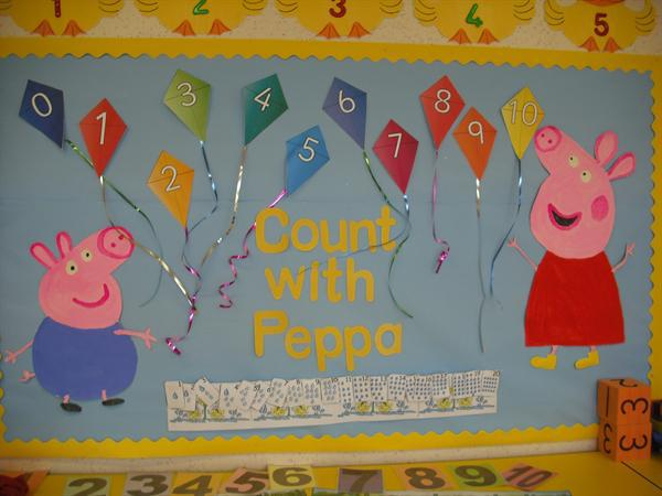 Count with Peppa Pig