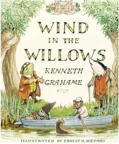 We wrote a new chapter for the Wind in the Willows
