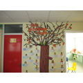 We love to share our reading with our reading tree