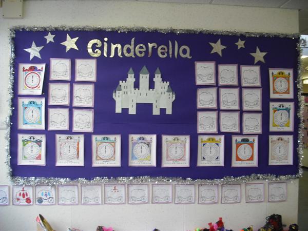 Cinderella time display