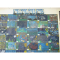 Work in the style of Vincent Van Gogh by year 2