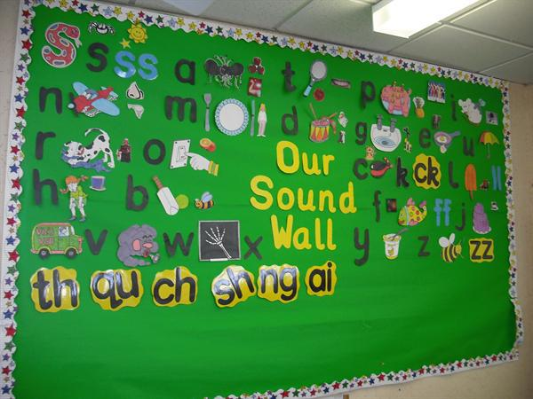 Our Sound Wall