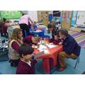 Parent workshop on literacy