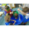 We explored slime