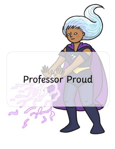 Professor Proud