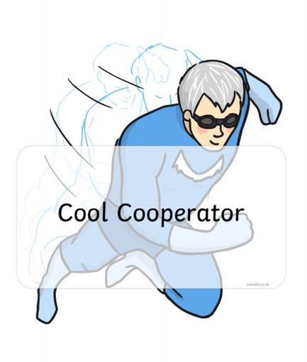 Cool Cooperator