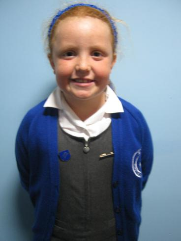 Congratulations to our school council president who was chosen by Class 3 to lead the school council for the whole year! 1