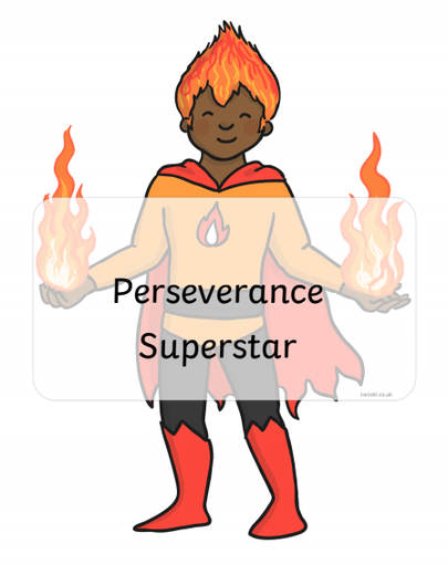 Perseverance Superstar