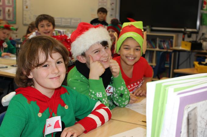 Elves that do Elfy Maths!