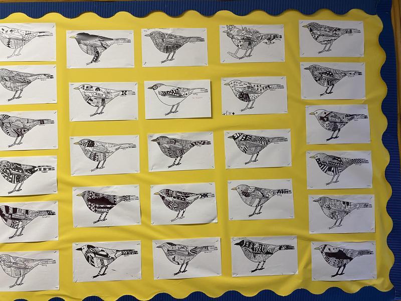 Blackbird Art 3/9/20