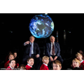 Mr Boris Johnson & Sir Attenborough launch the UK Year of Climate Action @ Science Museum