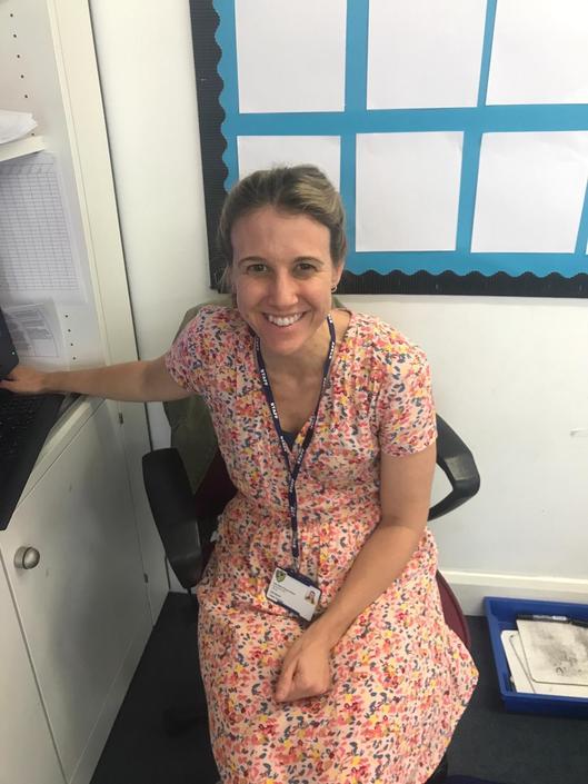 Miss Burns - Class Teacher