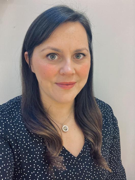 Emily Flynn, Head of Inclusion