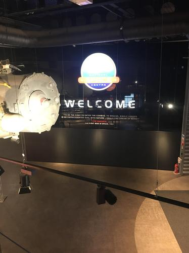 National space centre - buddy day