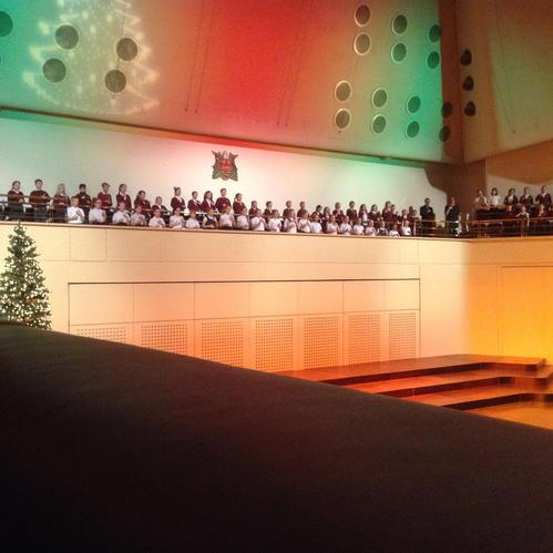 Royal Concert Hall, Nottingham performance