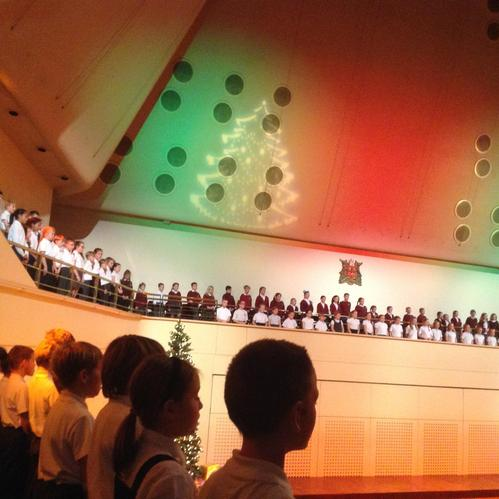 Royal Concert Hall Nottingham performance