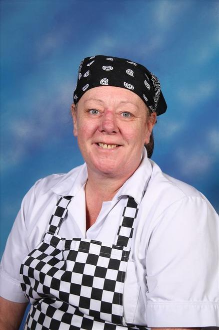 Mrs Tracy Harrison - Head Cook