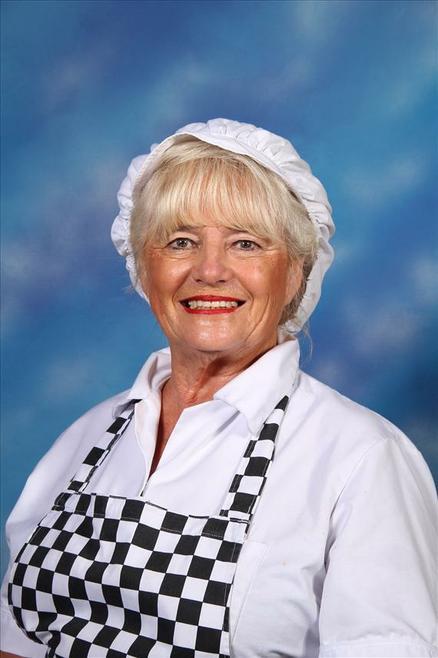 Mrs Teddy Allen - School Cook