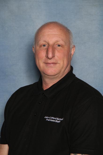 Mr David Cooke - Site Manager