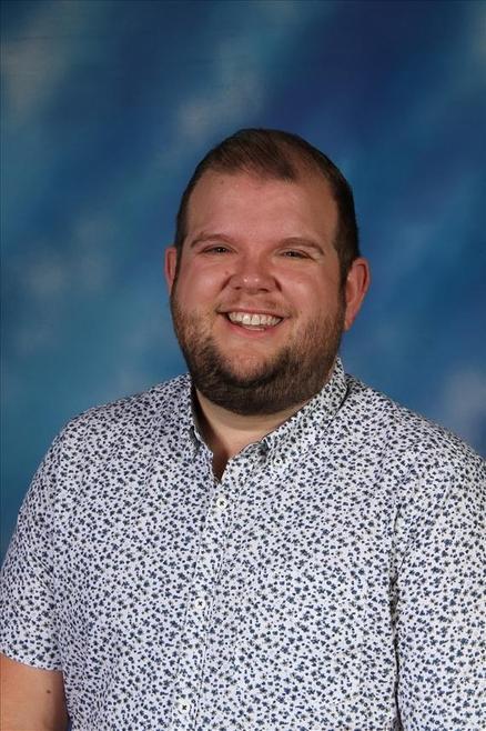Mr Craig Hayward-Mitchell - KS1 AHT & Equality Lead