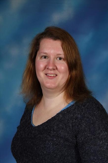 Miss Jennifer King - Y1 Teaching Assistant