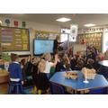 We had lots of fun counting and creating tally charts!