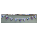 Lily's bunting