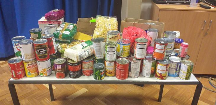 Thank you for all of your kind donations.