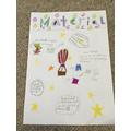 Properties of materials poster