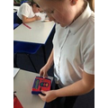 Data loggers- where is the darkest place in the classroom?
