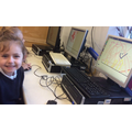 Using computing to paint pictures