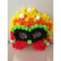 Harry's Spectacular Maya Mask!!