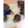 Geography - map work