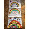 Kyan and Harper's Rainbows!