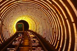 Bund Sightseeing Tunnel, China
