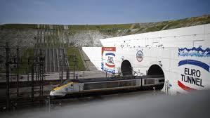 Channel Tunnel, England