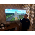 Josh's virtual Tikal Temple