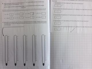 Counting with negative numbers