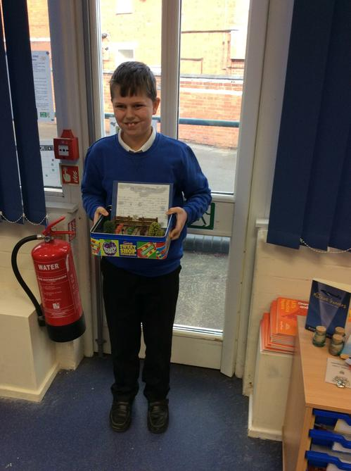 Macquewen's amazing take care home project!